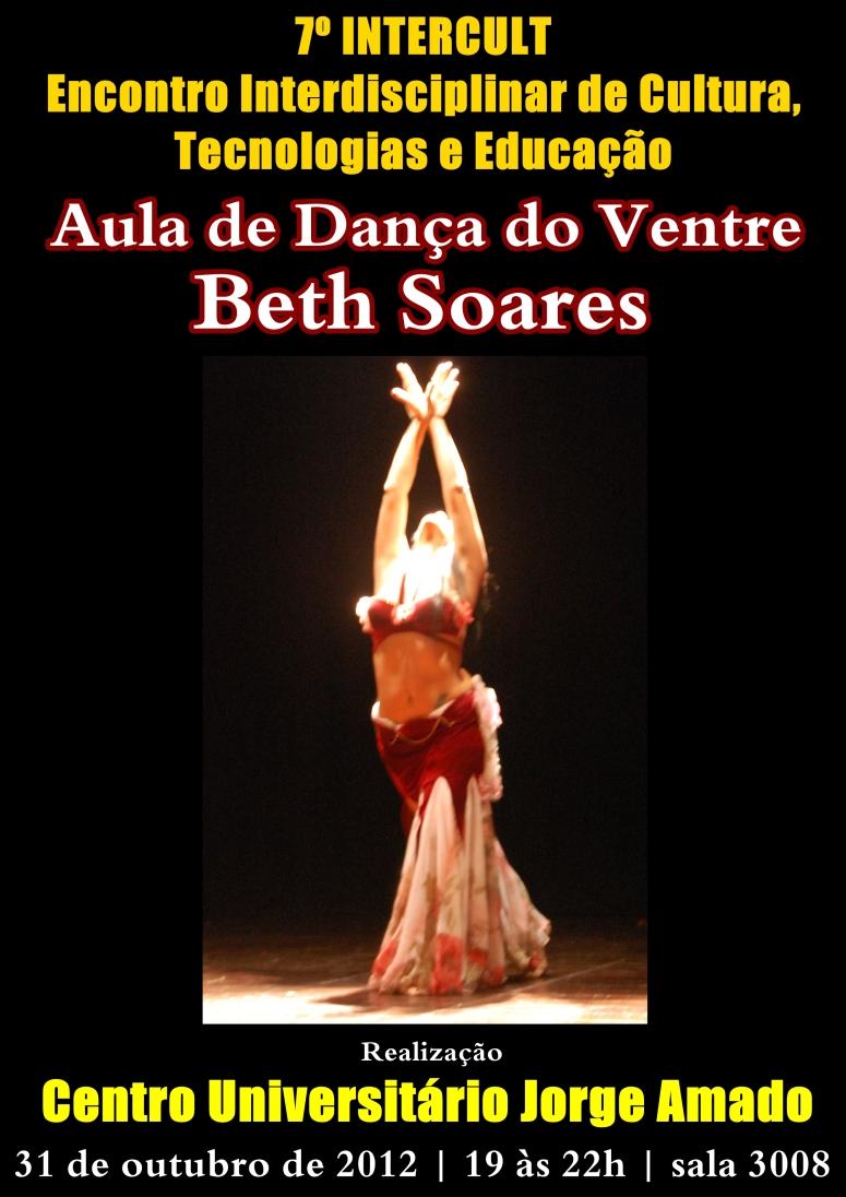 Dança do Ventre no intercult com Beth Soares